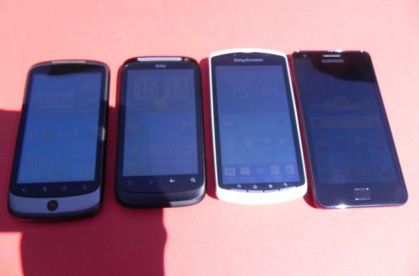 Xperia Play versus Samsung Galaxy S II, HTC Desire S și Nexus One - bătălia display-urilor: dscn5879jpg.jpg
