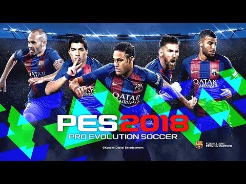 Video-review joc PES 2018 PRO Evolution Soccer, prezentat pe Xiaomi Mi A1 (Joc Android, iOS)