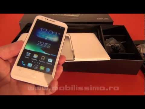 PadFone 2 White unboxing - Mobilissimo.ro