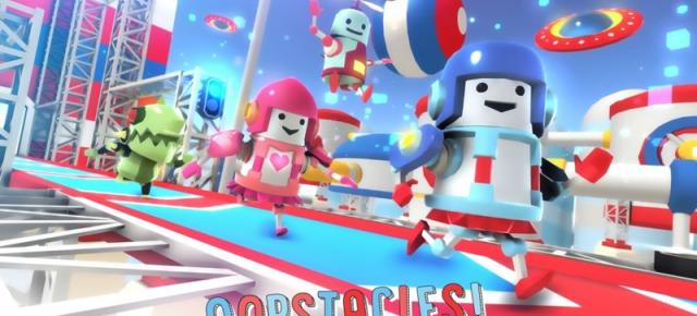 Oopstacles Review (Cubot Rainbow 2): endless runner previzibil şi generic, cu ceva buguri (Video)