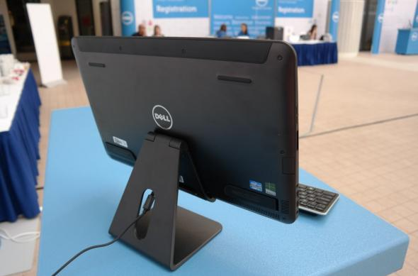 Dell Solutions Tour și primele impresii legate de XPS Portable All-in-One Desktop, Dell XPS 10 Tablet și Dell Latitude 10: all_in_one_tablet_18_inch_2jpg.jpg