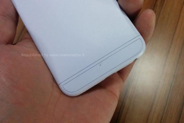 O nouă machetă a lui iPhone 6 Își face apariția Într-un video hands-on