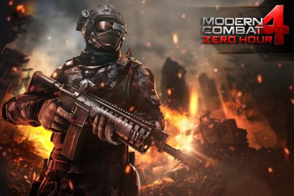 Modern Combat 4 Zero Hour review: pe urmele lui Call of Duty, un FPS de excepție (Video)