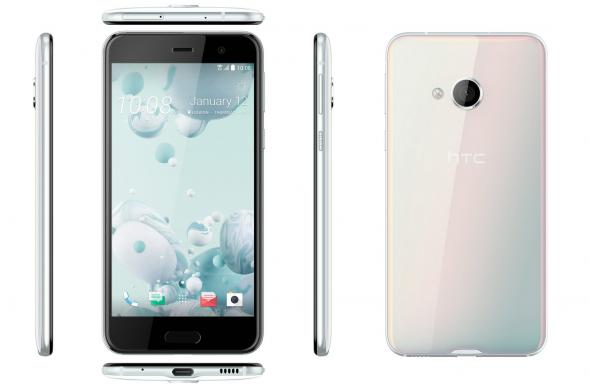 HTC U Play - Fotografii oficiale: HTC U Play_Ice White (3).jpg
