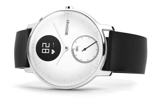 Withings Steel HR 36mm - Fotografii oficiale