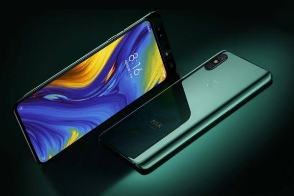 Xiaomi Mi Mix 3 devine oficial cu mecanism slider și screen to body ratio de 93.4%; Are 10 GB RAM și o variantă 5G