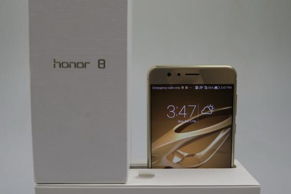 Huawei Honor 8 - Unboxing