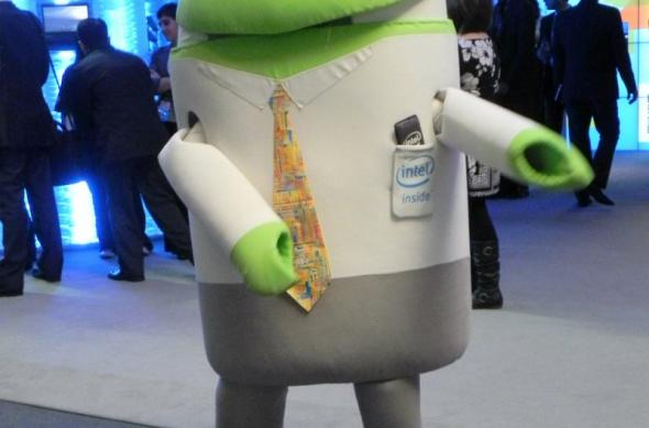 MWC 2012: Android și Intel merg pe un drum comun cu … mascote (video): dscn0434.jpg