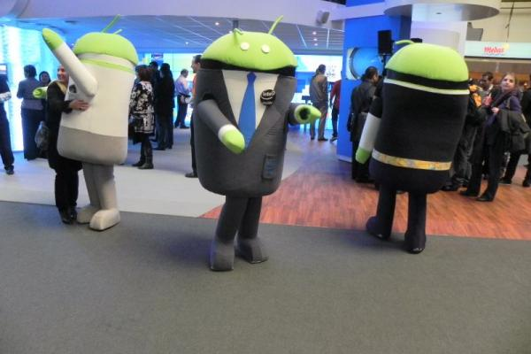 MWC 2012: Android și Intel merg pe un drum comun cu … mascote (video)