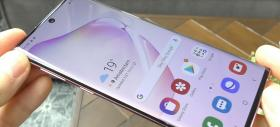 Samsung Galaxy Note 10 hands-on review: mai mic, mai accesibil şi manevrabil (Video)