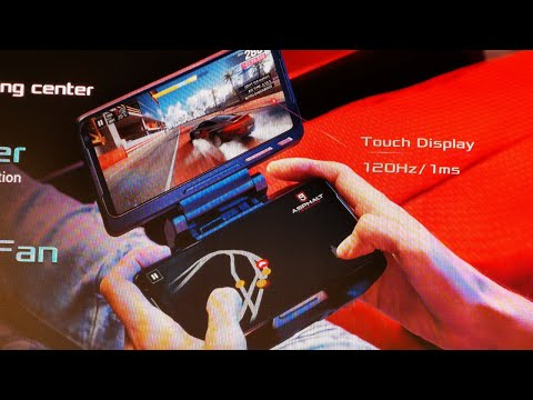 ASUS ROG Phone 2 Making Of: Design, Prototipuri, Teardown