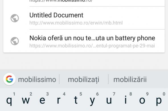 Interfață grafică Nokia 6.1 (capturi de ecran): Screenshot_20180613-171906.jpg