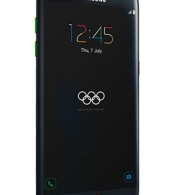 Samsung Galaxy S7 Edge Olympic Edition - Fotografii oficiale: Samsung Galaxy S7 Edge Olympic Edition (5).jpg