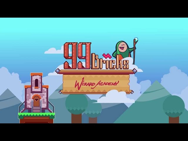 99 Bricks Wizard Academy Review prezentat pe Allview P6 Energy [Android, iOS] - Mobilissimo.ro