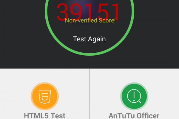 Allview X1 Xtreme Mini - Benchmark-uri