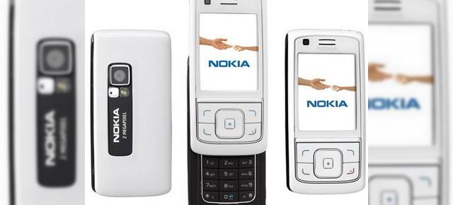 Nokia 6288 un slider 3G cu capacități video extraordinare