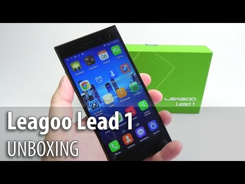 Leagoo Lead 1 Unboxing (Phablet ultra accesibil din Asia) - Mobilissimo.ro
