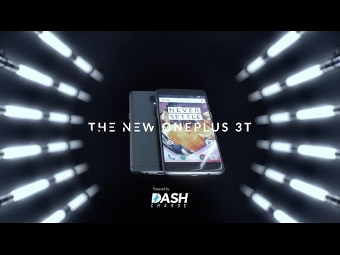 OnePlus 3T – A day's power in half an hour