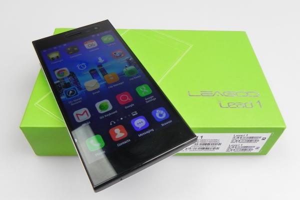 Leagoo Lead 1 - Unboxing