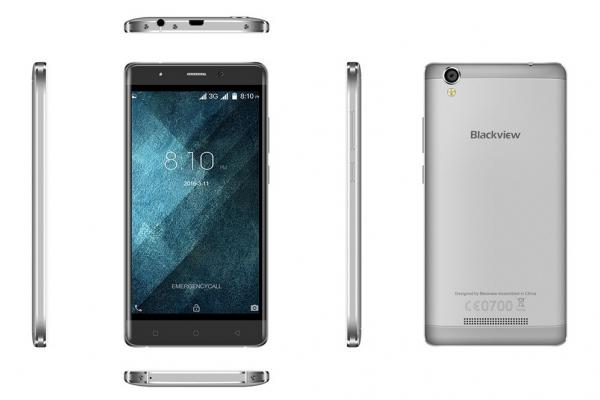 BlackView A8 - Fotografii oficiale