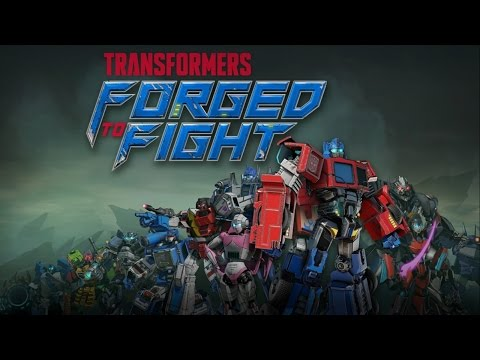 Review joc Transformers Forged to Fight, prezentat pe iPhone 7 (Joc iOS/Android)