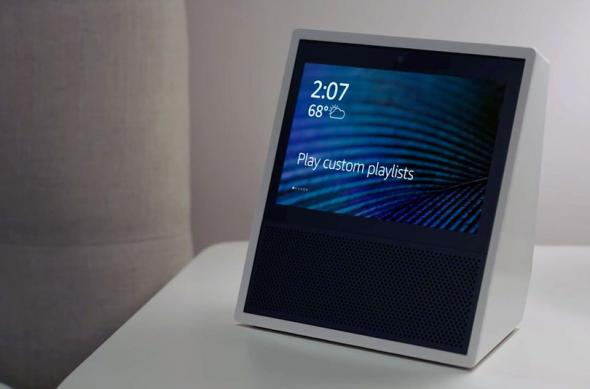 Amazon Echo Show: https-%2F%2Fblueprint-api-production.s3.amazonaws.com%2Fuploads%2Fcard%2Fimage%2F471848%2F58083ab5-6743-477e-a38e-3085f7e28843.jpg