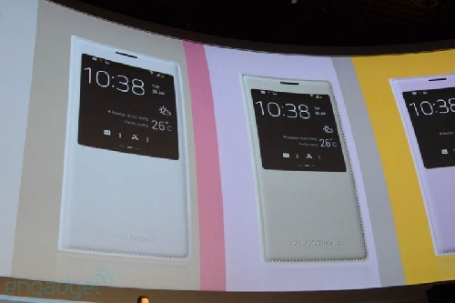 IFA 2013: Live blogging de la Samsung Unpacked 2013, lansare GALAXY Note III si GALAXY Gear - imaginea 27