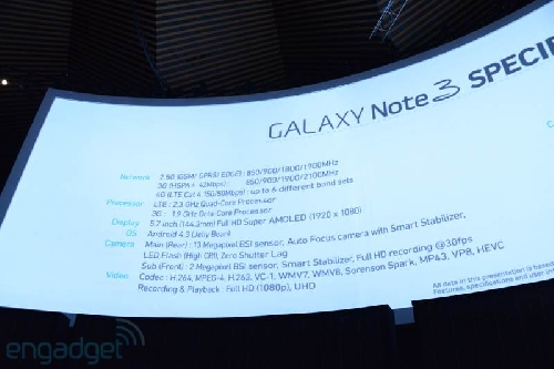 IFA 2013: Live blogging de la Samsung Unpacked 2013, lansare GALAXY Note III si GALAXY Gear - imaginea 42