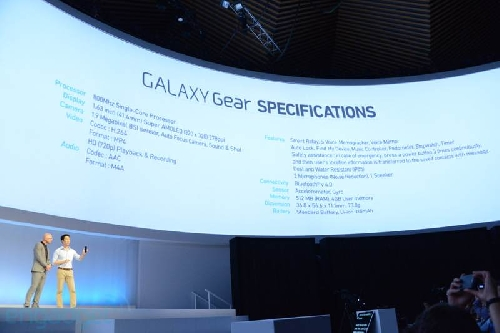 IFA 2013: Live blogging de la Samsung Unpacked 2013, lansare GALAXY Note III si GALAXY Gear - imaginea 44