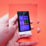 Review HTC Windows Phone 8S: design plăcut, calitate audio și câteva defecte esențiale (Video)