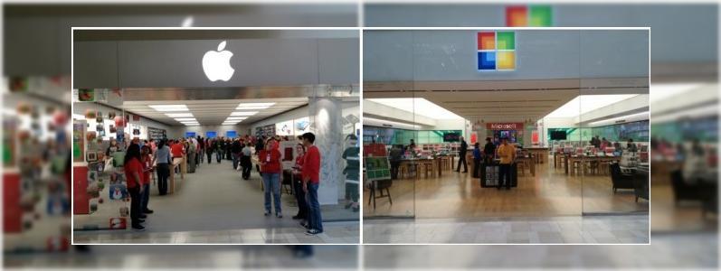 Apple va vinde mai multe terminale decât Microsoft pentru prima oară În 2013