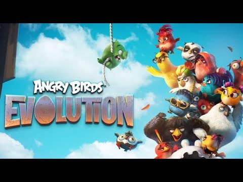 Review Angry Birds Evolution, prezentare joc pe TP-Link Neffos X1 (Joc Android, iOS)