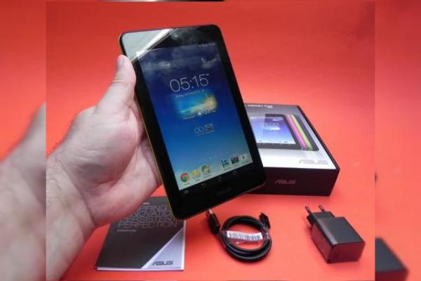 ASUS MeMo Pad HD 7 unboxing: tabletă quad core cu preț accesibil, look tineresc (Video)