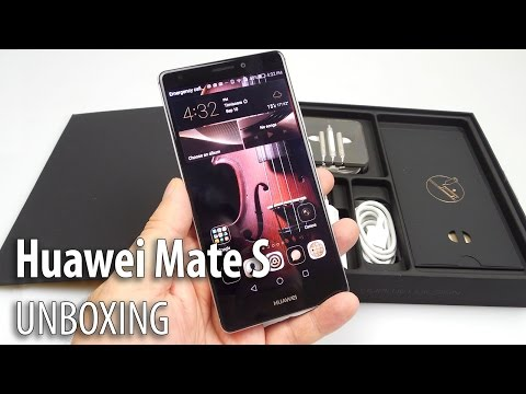 Huawei Mate S Unboxing în Limba Română (Phablet metalic cu Force Touch) - Mobilissimo.ro