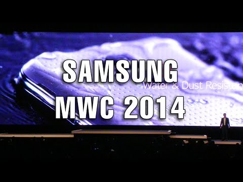 Samsung Press Conference MWC 2014 - Mobilissimo.ro
