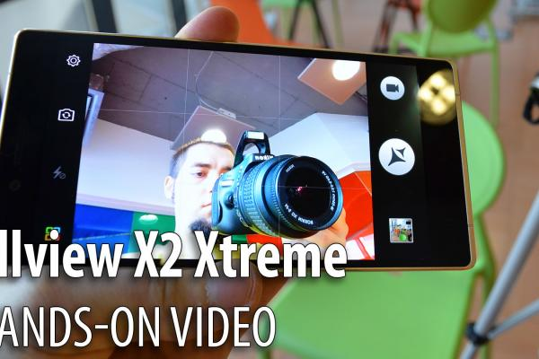 Allview X2 Xtreme Hands-on; OnePlus 2 killer integrat mioritic (Video)