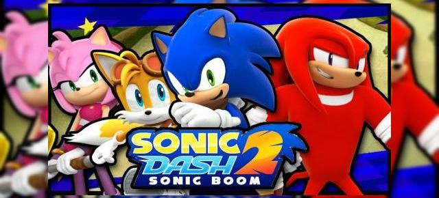 Sonic Dash 2 Sonic Boom Review (iPhone 6S): încă un endless runner 3D ce mulge o franciză... (Video)