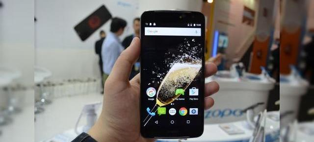 MWC 2016: ZOPO Speed 8 prezentare hands-on - cu mâna pe un telefon deca-core cu camere excelente la bord (Video)