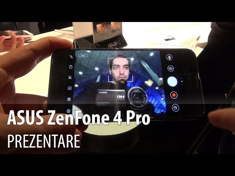 ASUS ZenFone 4 Pro Hands-on Preview, flagship ASUS 2017 cu procesor Snapdragon 835
