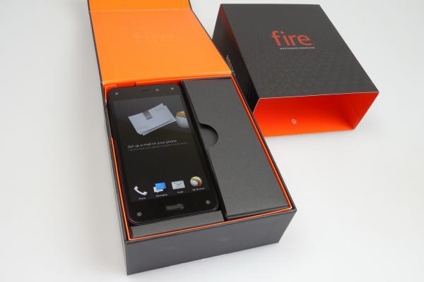 Amazon Fire Phone - Unboxing