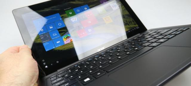 Acer Aspire Switch 12 S Review