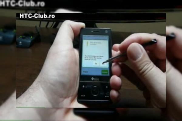 iGO Amigo, tutorial video de instalare pe HTC Touch Diamond (Video)