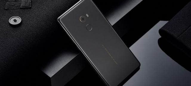 Preț și disponibilitate Xiaomi Mi Mix 2