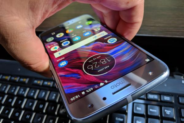 Motorola Moto X4 - Fotografii Hands-On