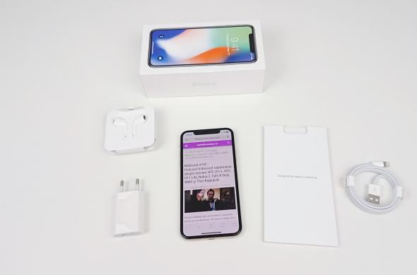 Apple iPhone X - Unboxing: iPhone-X-Unboxing_002.JPG