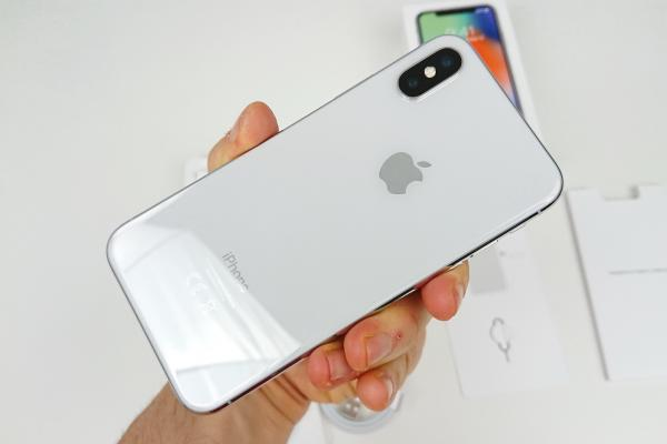 Apple iPhone X - Unboxing
