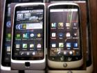 T-Mobile G2 (HTC Desire Z) versus Google Nexus One (Video)