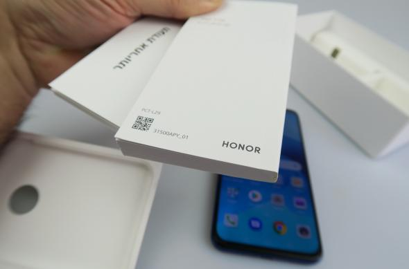 Huawei Honor View 20 - Unboxing: Honor-View-20_008.JPG
