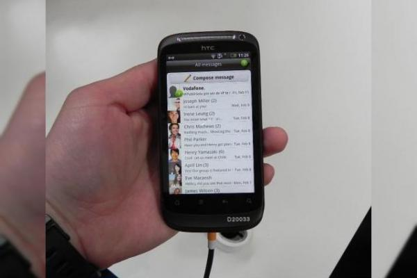 MWC 2011: HTC Desire S În 80 de secunde expus cititorilor Mobilissimo! (Video)