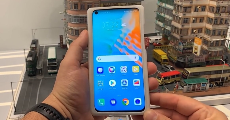 Cum arată Huawei Honor View 20 în realitate; Iată un demo (Video)